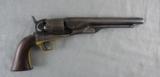 14-159 COLT PERCUSSION (PRE-1899) COLT 1860 ARMY PREC REVOLVER - 1 of 15