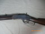 15-8 Winchester Model 1873 Rifle .38 Cal. - 1 of 15