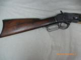 15-8 Winchester Model 1873 Rifle .38 Cal. - 15 of 15