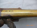 15-30 English Brass Barrel flintlock Blunderbuss - 10 of 15