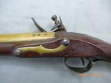 15-30 English Brass Barrel flintlock Blunderbuss - 8 of 15