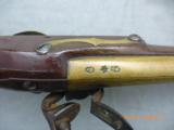 15-30 English Brass Barrel flintlock Blunderbuss - 11 of 15