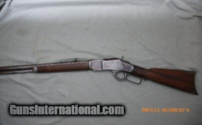 dating winchester model 1873 serial number