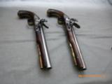 Pair of T. Ketland & Co. Flintlock Trade Pistols