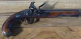 Fine British Flintlock Trade Pistol
