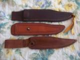 GUNG--HO ORIGINAL BY KI-THE SHIVA KI MYSTIQUE-IT'S MORE THAN A KNIFE-MUCH MORE-SHARPEST KNIFE EVER SHEATHED ! - 4 of 9