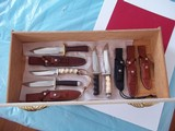 RANDALL UNIQUE SET OF 5