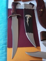 "WILLIAM F. ""BILL"" MORAN,Jr. EXQUISTE KNIFE COLLECTION-ALL SHOWN IN BOOKS-IMMACULATE,PRISTINE CONDITION FROM 1954 TO 1988,MANY INCLUDES MORAN - 2 of 15"