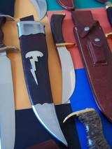 "WILLIAM F. ""BILL"" MORAN,Jr. EXQUISTE KNIFE COLLECTION-ALL SHOWN IN BOOKS-IMMACULATE,PRISTINE CONDITION FROM 1954 TO 1988,MANY INCLUDES MORAN - 7 of 15"