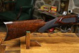 "Savage 1899 Factory ""B"" Engraved