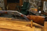 Winchester 1873 Deluxe Full Fancy Special Order Rifle 38-40 Case Colored Original with Cody Letter Antique Made 1886
