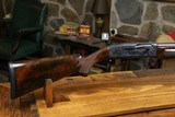 Remington 48 F Grade Premier 20 Gauge Sportsman RUNGE Engraved