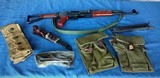 POLYTECH AK-47MADE IN CHINA - PRE BAN - FOLDING STOCK - LIKE NEW ! - 1 of 15