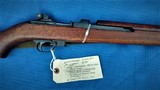M1 CARBINE WINCHESTER WW2 ORIGINAL