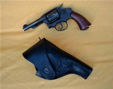 SMITH AND WESSON VICTORY MODEL - U.S. NAVY MARKED- WW2 ORIGINAL
