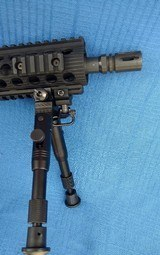 TACTICAL WEAPONS SOLUTION TWS-PISTOL - SERIAL NUMBER 1 - PROTOTYPE - AR-15 - 9 MM - PISTOL - 11 of 12
