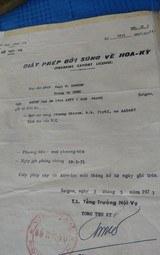 Vietnam Bring Back W/ PAPERS MOSIN NAGANT - 13 of 14
