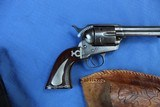 COLT SAA 1st GEN IN 32-20 CALIBER WITH PERIOD TOOLED LEATHER HOLSTER - 2 of 7