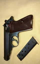 WALTER PP WW2 NAZI POLICE - LATE WAR MILLED FINISH - 2 of 14