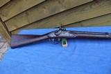 SPRINGFIELD MODEL 1822 FLINTLOCKCONVERSION FOR U.S. CIVIL WAR - CONFEDERATE MARKED - ORIGINAL CIVIL WAR USED REBEL RIFLE - 9 of 15