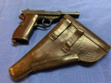 """P38 CYQ """"B"""" Block with Original P38 1944 dated Holster - 2 of 15"""