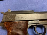 """P38 CYQ """"B"""" Block with Original P38 1944 dated Holster - 13 of 15"""