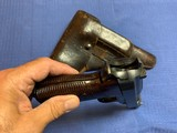 """P38 CYQ """"B"""" Block with Original P38 1944 dated Holster - 10 of 15"""