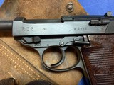 """P38 CYQ """"B"""" Block with Original P38 1944 dated Holster - 8 of 15"""