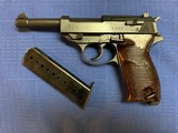 """P38 CYQ """"B"""" Block with Original P38 1944 dated Holster - 6 of 15"""