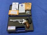 "Smith & Wesson model 60-18 KIT GUN - 357 magnum ""Rare""5 Inch Barrel"