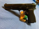 Browning Hi Power Argentina 9mm like new