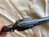 Colt SAA Belgium Copy made in 1917 with Original Bone grips - 7 of 14