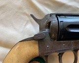 Colt SAA Belgium Copy made in 1917 with Original Bone grips - 8 of 14