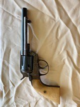Colt SAA Belgium Copy made in 1917 with Original Bone grips