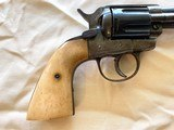 Colt SAA Belgium Copy made in 1917 with Original Bone grips - 10 of 14