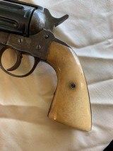 Colt SAA Belgium Copy made in 1917 with Original Bone grips - 5 of 14