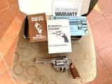 """S&W model 63 22 cal. """" KIT GUN """" new in the box ! - 1 of 15"""