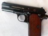 WW2 Nazi Marked Femaru With Original Holster Dated 1942 - 2 of 15