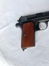 WW2 Nazi Marked Femaru With Original Holster Dated 1942 - 15 of 15