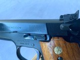 S&W Model 52 in 38 caliber