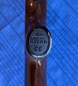 Remington Nylon 66 —- Rare Mohawk Brown with White Diamond - 6 of 14