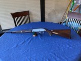 Remington Nylon 66 —- Rare Mohawk Brown with White Diamond - 1 of 14