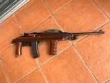 paratrooper m1 carbine made by plainfield machine co. n.j. .30 caliber