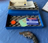 colt magnum carry 357 magnum 1st edition syo126 new in the box and sleeve