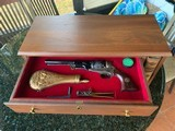 Colt Bicentennial Set 1876-1976 - 3 Gun Set