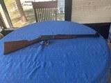 Winchester 1894 FLATBAND Carbine WW2 Vintage
