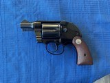 Colt Agent LW with Colt Factory Trigger Shrowd