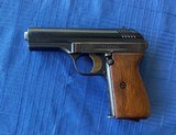 CZ 27 Military Marked