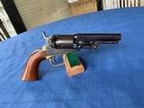 Colt 1849 Pocket - C. W. - Crisp Example!