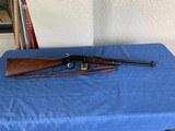 Ithaca Model 49 - DELUXE - 22 Caliber